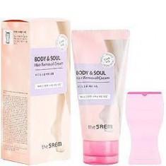Крем для депиляции Body Soul Hair Removal Cream The Saem