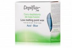 DEPILFLAX 100 Воск горячий в брикетах, азуленовый 500 г
