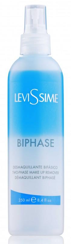LEVISSIME Средство двухфазное для удаления макияжа / Bi-Phase Make-Up Remover 250 мл