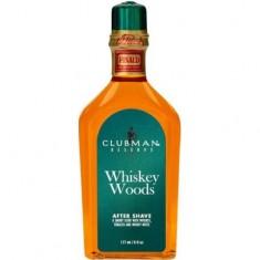 Лосьон после бритья After Shave Whiskey Wood CLUBMAN