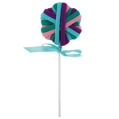 Набор резинок MISS PINKY BASIC candy 24 шт