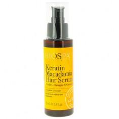 Сыворотка для волос SEA OF SPA BIOSPA с кератином и маслом макадамии масляная 100 мл