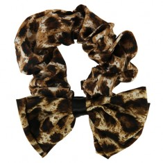 Резинка LADY PINK material bow