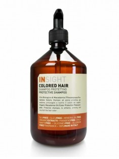 INSIGHT Шампунь защитный для окрашенных волос / COLORED HAIR 400 мл