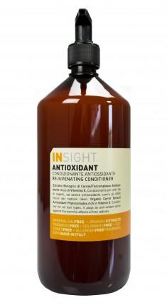 INSIGHT Кондиционер антиоксидант для перегруженных волос / ANTIOXIDANT 900 мл