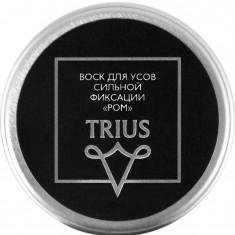 Воск для бороды и усов TRIUS