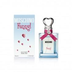 MOSCHINO Вода туалетная женская Moschino Funny 50 мл