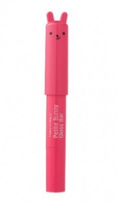 Блеск для губ TONY MOLY Petit bunny gloss bar 09 Neon Red