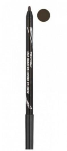 Карандаш для бровей водостойкий TONY MOLY Easy Touch waterproof eyebrow pencil 03 Серо-коричневый