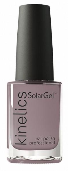 KINETICS 406 лак профессиональный для ногтей / SolarGel Polish Fragile 15 мл