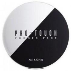 Компактная пудра для лица MISSHA Pro-Touch Powder Pact SPF25/PA++ (No.21)