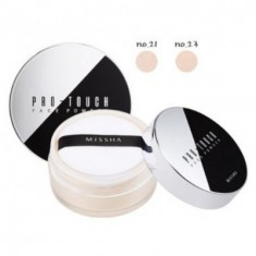 Рассыпчатая пудра для лица MISSHA Pro-Touch Face Powder SPF15 (No.23)