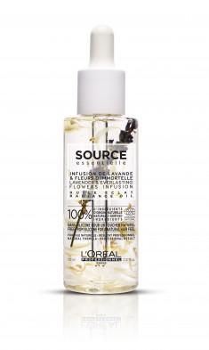 LOREAL PROFESSIONNEL Масло для сияния окрашенных волос / La Source RADIANCE OIL 70 мл