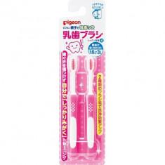Набор детских зубных щеток PIGEON
