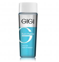 GIGI Жидкость для снятия макияжа с пептидами / NUTRI-PEPTIDE Make up remover 100 мл