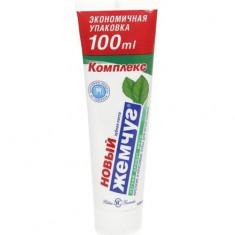 Зубная паста Легкий аромат мяты НОВЫЙ ЖЕМЧУГ