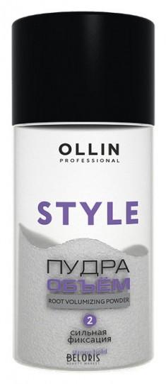 Пудра для волос OLLIN