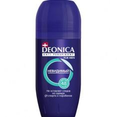 Дезодорант-ролик Невидимый для мужчин Deonica