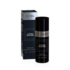 Estel, Масло для волос и бороды Alpha Homme Pro, 190 мл