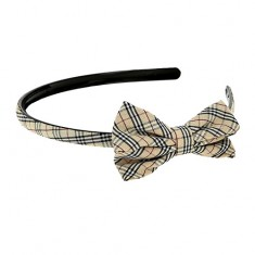Ободок LADY PINK BACK TO SCHOOL bow