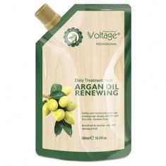 Маска для волос KHARISMA VOLTAGE ARGAN OIL восстанавливающая с маслом арганы 500 мл