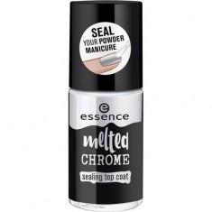 Закрепляющее верхнее покрытие Melted Chrome Essence