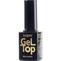 Верхнее покрытие лака для ногтей Super Gel Top RELOUIS