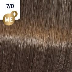 WELLA PROFESSIONALS 7/0 краска для волос, блонд натуральный / Koleston Perfect ME+ 60 мл