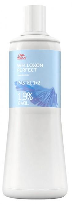 WELLA PROFESSIONALS Окислитель 1,9% / Welloxon Perfect 1000 мл
