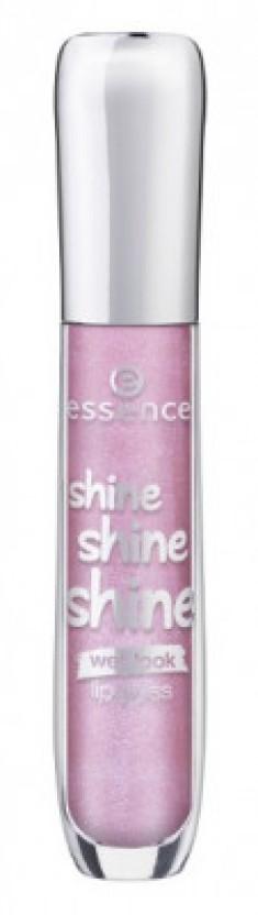 Блеск для губ ЕSSENCE Shine shine shine lipgloss 15 лавандово-розовый Essence