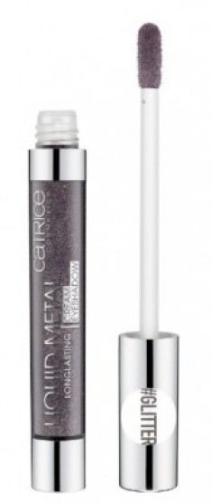 Тени для век кремовые CATRICE Liquid Metal Longlasting Cream Eyeshadow 070 Less Bitter, More Glitter!