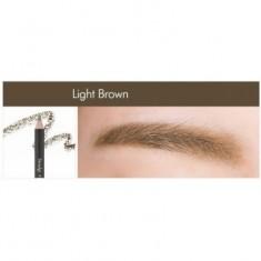 Контурный карандаш для бровей MISSHA Smudge Proof Wood Brow Light Brown