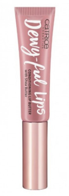 Ухаживающее масло для губ CATRICE DEWY-fUL Lips Conditioning Lip Butter 020 Let's DEW This!