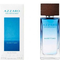 Туалетная вода мужская Solarissimo Marettimo 75 мл AZZARO