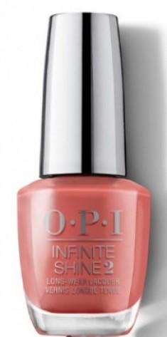 Лак для ногтей OPI Infinite Shine Peru ISLP38 My Solar Clock is Ticking 15 мл