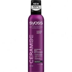 Мусс для волос SYOSS