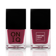ONIQ, Лак для ногтей Pantone, Cabernet