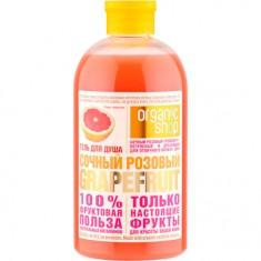 Натура Сиберика Organic shop гель для душа Сочный розовый Грейпфрут 500мл NATURA SIBERICA