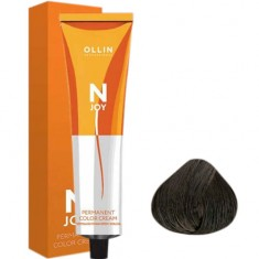 Перманентная крем-краска для волос N-Joy OLLIN PROFESSIONAL