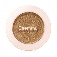 Тени для век с глиттером THE SAEM Saemmul Single Shadow Glitter YE02 1,6гр