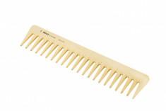 IBIZA HAIR Расческа карбоновая, золотистая для распутывания / Gold Comb Detangle