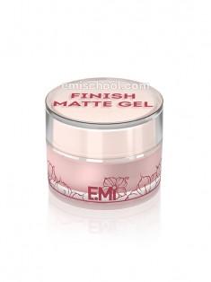 гель защитный матовый finish matte gel, 5 г E.MI