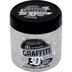 Гель для волос Граффити 3d Ultra Strong BIELENDA