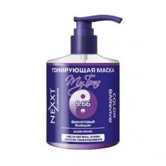Nexxt, тонирующая маска, 9.66, фиолетовый блондин, 320 мл
