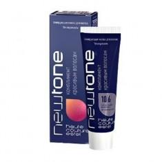 тонирующая маска для волос estel newtone 10/6 светлый блондин фиолетовый 60 мл Estel Professional