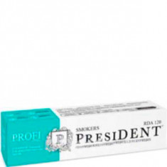 Зубная паста Profi Smokers President