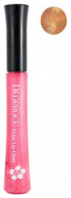 Блеск для губ PREMIUM DEOPROCE COLOR LIP GLOSS 10ml #11