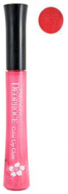 Блеск для губ PREMIUM DEOPROCE COLOR LIP GLOSS 10ml #13