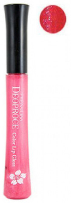 Блеск для губ PREMIUM DEOPROCE COLOR LIP GLOSS 10ml #20