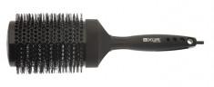 DEWAL PROFESSIONAL Термобрашинг Black Magic, керамическое покрытие, антистатик, прямая щетина d 65/80 мм